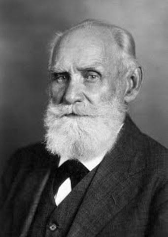Iván P. Pávlov. (1849-1936)