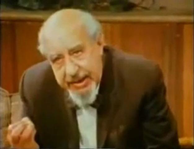 Fritz Perls (1893-1970)