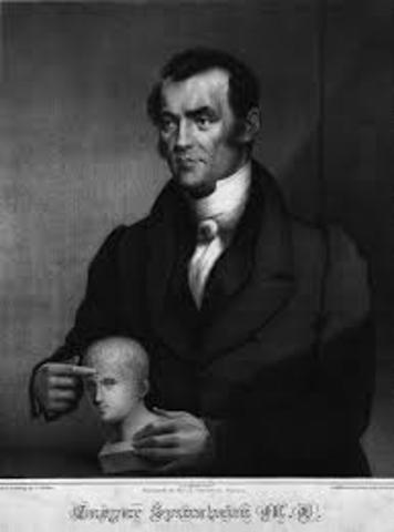 Johann Spurzheim (1776-1832)