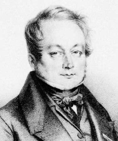 Francois Magendie (1783-1855)