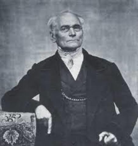 Jan Evangelista Purkyné (1787-1869)