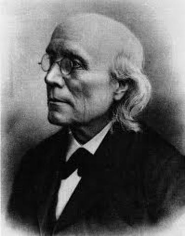 Gustav Teodor Fechener (1801-1887)