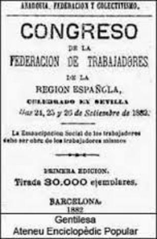 Federación de Trabajadores de la Región Española