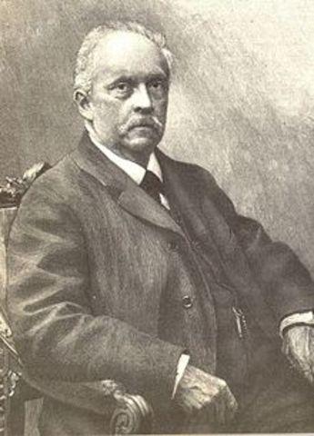 H Von Helmholtz (1821-1894)