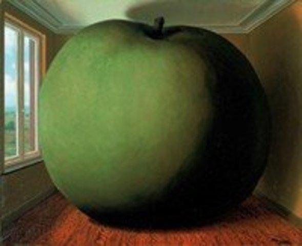 Surrealism Art ( Rene Magritte)