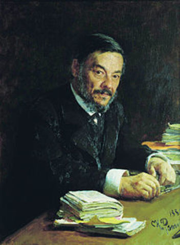 Iván Sechenov (1829-1905)
