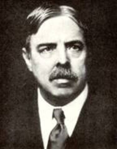 Edward Thorndike (1874-1929)