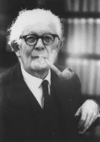 J. Piaget (1896-1980)