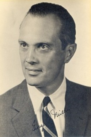 George A. Miller (1920-2012)