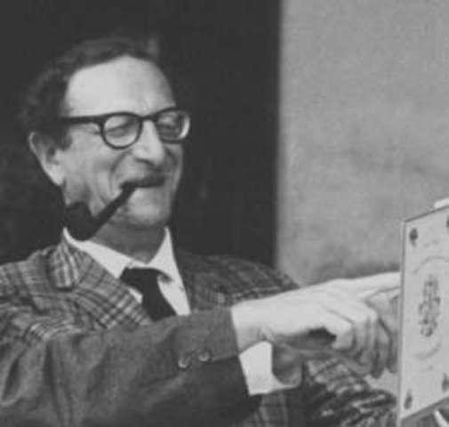 Eric Berne(1910-1970)