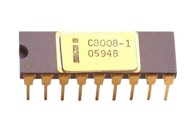 Процессор Intel 8008