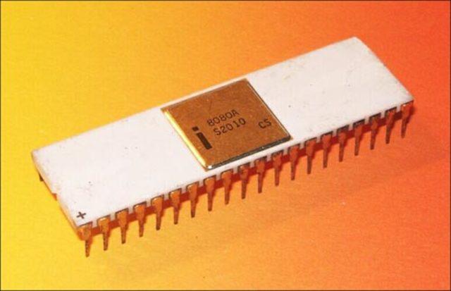 Процессор Intel 8080