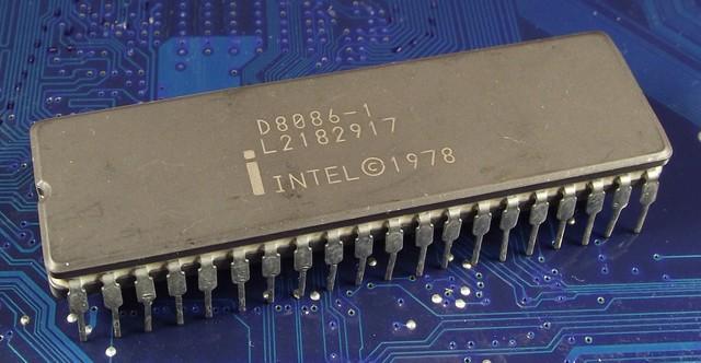 Процессор Intel 8086