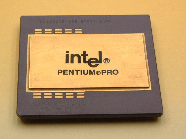 Процессор Intel Pentium Pro