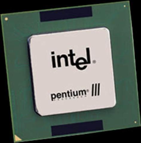 Процессор Intel Pentium 3