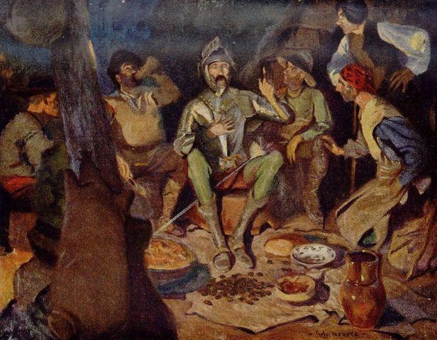 16 Junio 1605 Los Cabreros