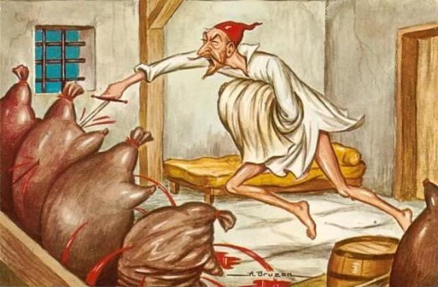 11 Julio 1605 El Sueño de Don Quijote