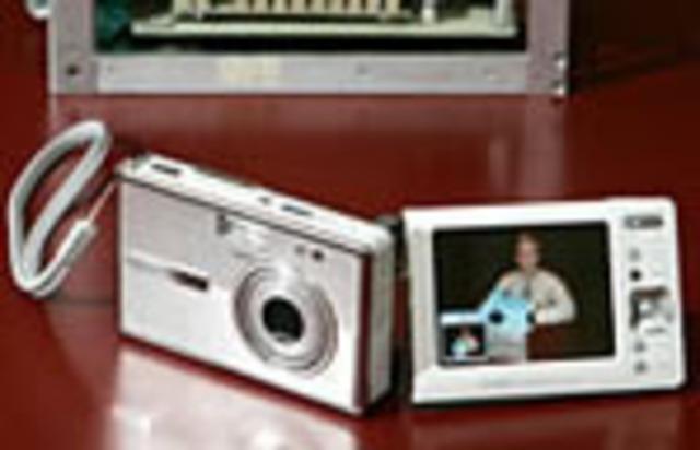 The First Digital Still Camera