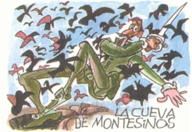 4 Agosto 1605 La Cueva de Montesinos