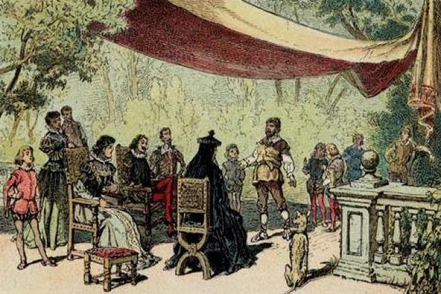 10 Agosto 1605 Las Aventuras en el Castillo del Duque