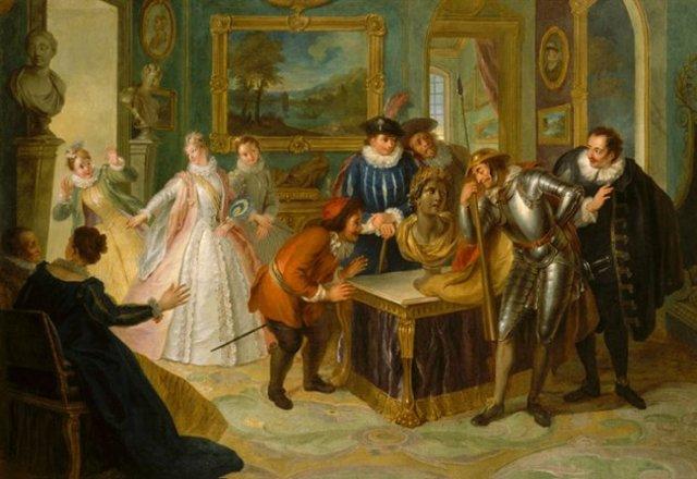 22 Agosto 1605 La Aventura de la Cabeza Encantada