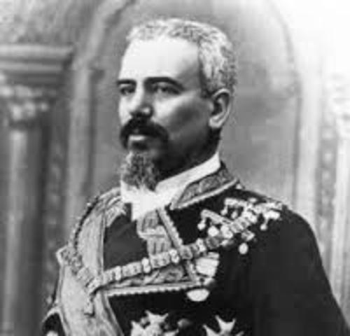 Pronunciamiento General Martínez Campos. Proclamación de Alfonso XII como rey de España.