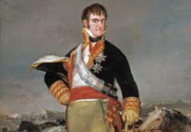 Muerte Fernando VII