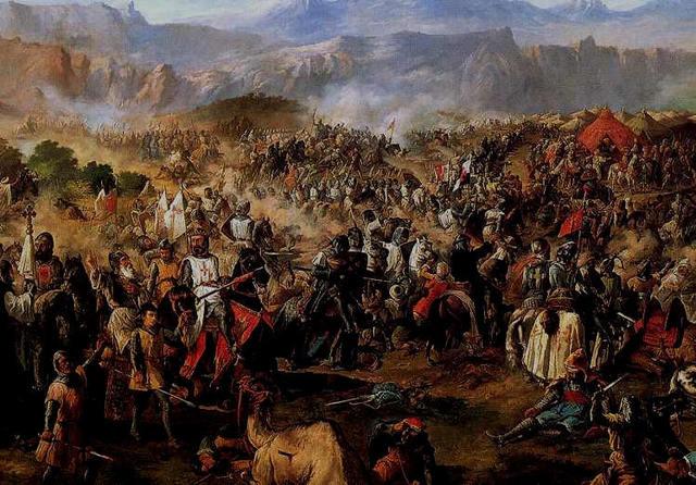 EXTREMADURA SE CONVIERTE EN UN CAMPO DE BATALLA (1145)