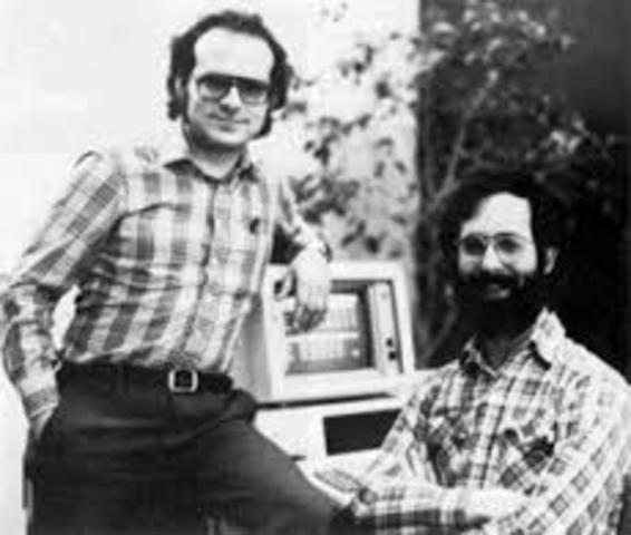 Desarrollo  de algoritmos basicos para la programacion de la hoja de calculo por Rene Pardo y Remy Landau