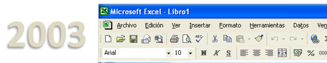 Excel 11.0 (Office 2003)