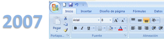 Excel 12.0 (Office 2007)