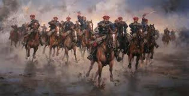 Comienzo de la tercera guerra Carlista