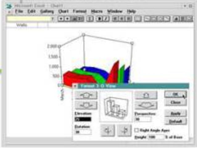Lanzamiento de la Version de Excel 3.0