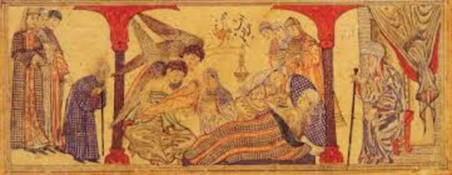 The Death of Muhammad