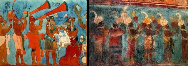 Искусство майя