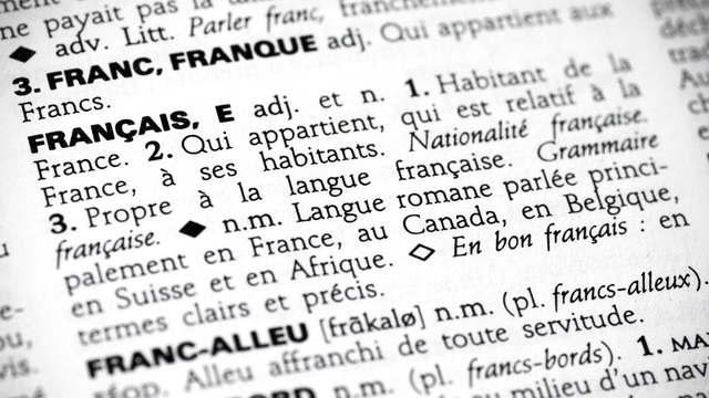 Ten Rules for French Translation