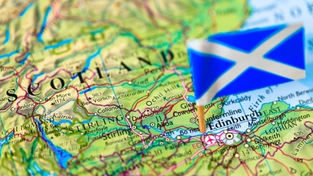 English language in Scotland
