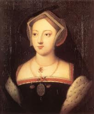 Mary Boleyn gave birth to Henry Junior