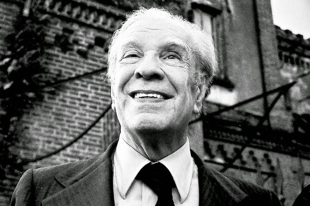The birth of Jose Luis Borges