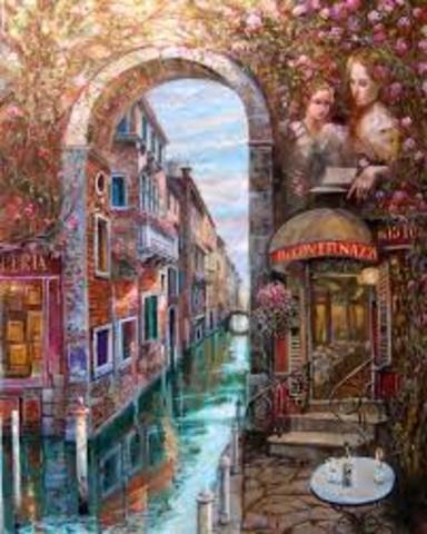 Venetian Art Style