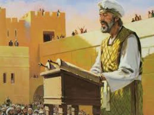 Ezra the Scribe and the Torah