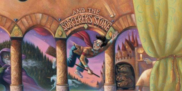 Книга: Гарри Поттер и философский камень