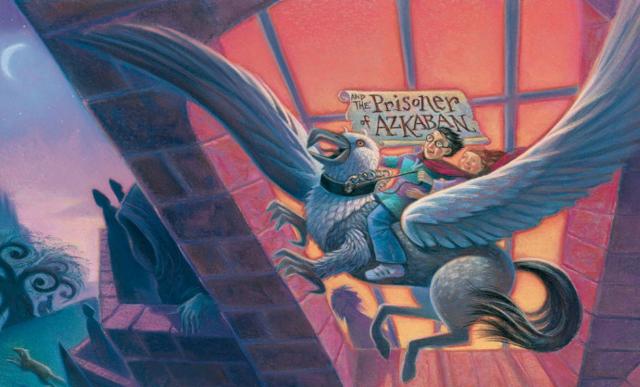 Книга: Гарри Поттер и узник Азкабана