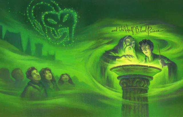 Книга: Гарри Поттер и Принц-полукровка