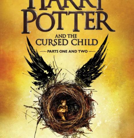 Книга: Гарри Поттер и Окаянное дитя