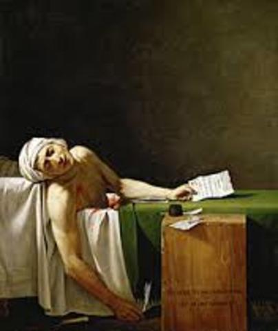 Jean-Paul Marat's Death