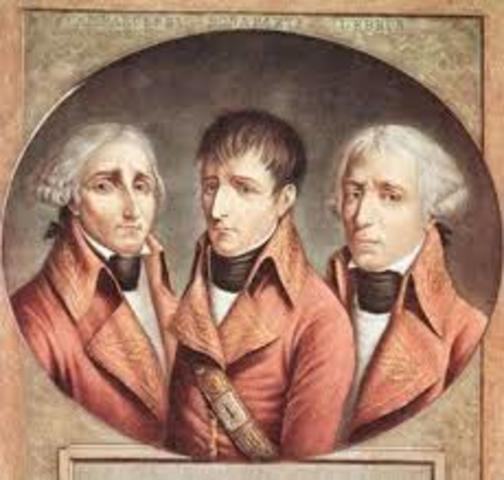 The Triumvirate