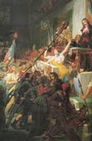 The Prairial Uprising