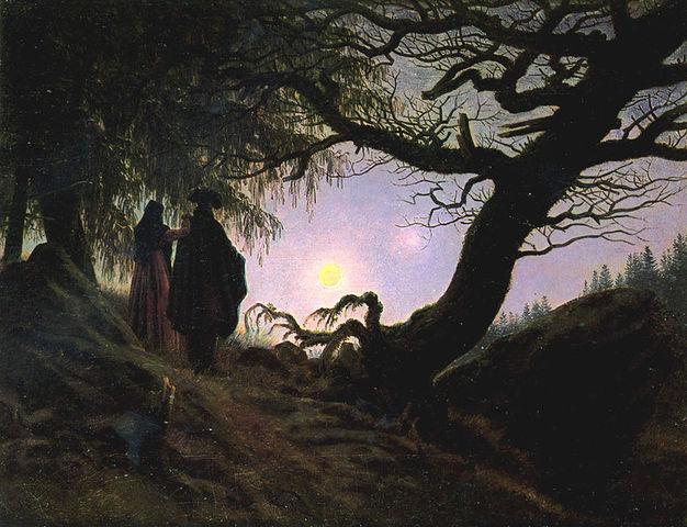 Caspar David Friedrich (5 September 1774 – 7 May 1840) was a 19th-century German Romantic landscape painter