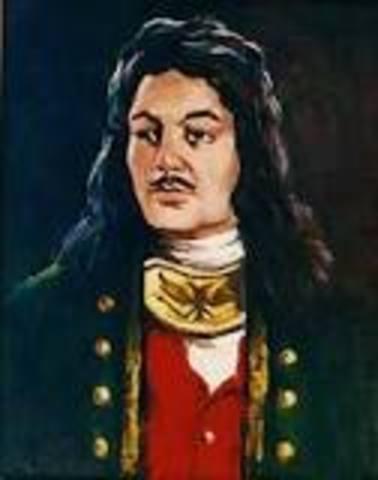 Алексей Ильич Чириков -В 1733-1741 годах участник и один из руководителей Второй Камчатской экспедиции на пакетботах «Святой Пётр» и «Святой Павел».